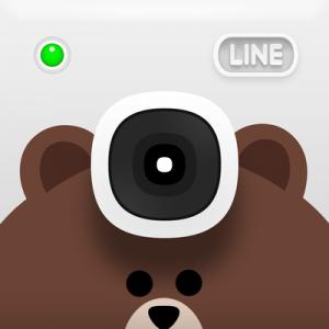 line カメラ